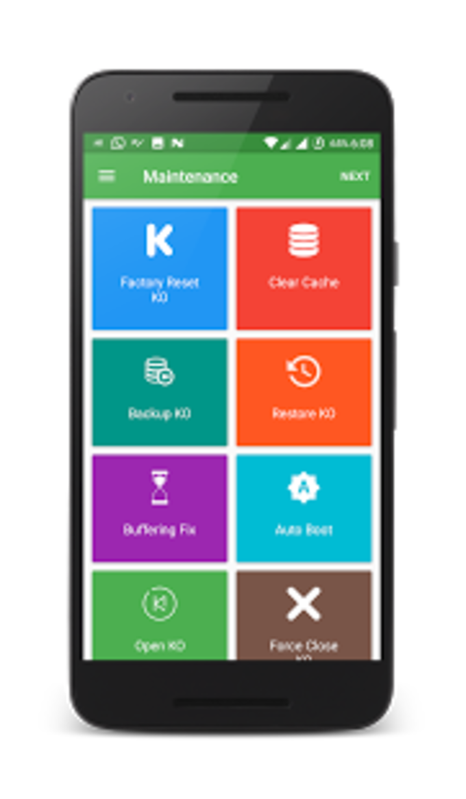 Configurator for Kodi+