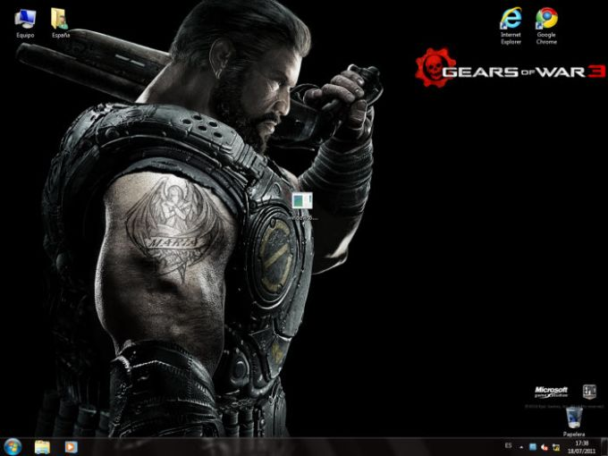 Tema de Gears of War 3