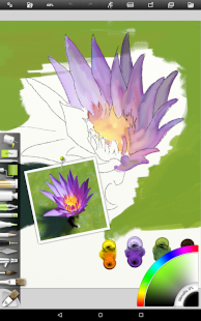 ArtRage: Draw, Paint, Create