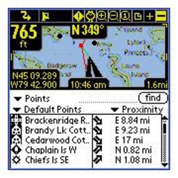 PathAway GPS