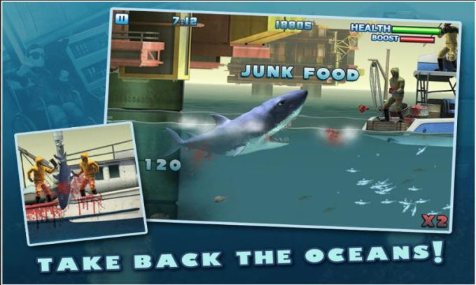 Hungry Shark 3 Free