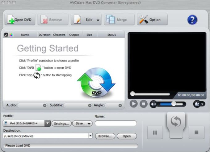 How To Download A Dvd To Mac