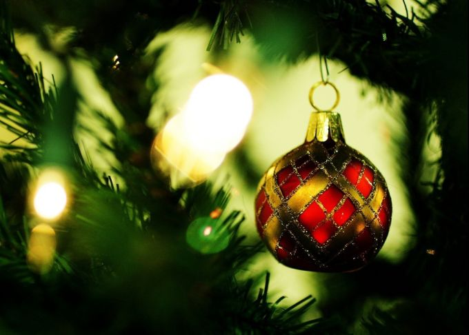 Merry Christmas Windows Theme