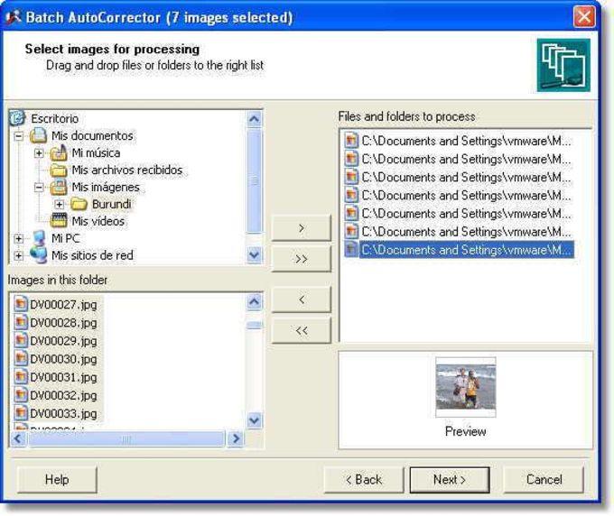 Batch AutoCorrector
