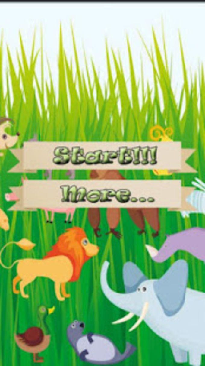 Sonidos animales para niños