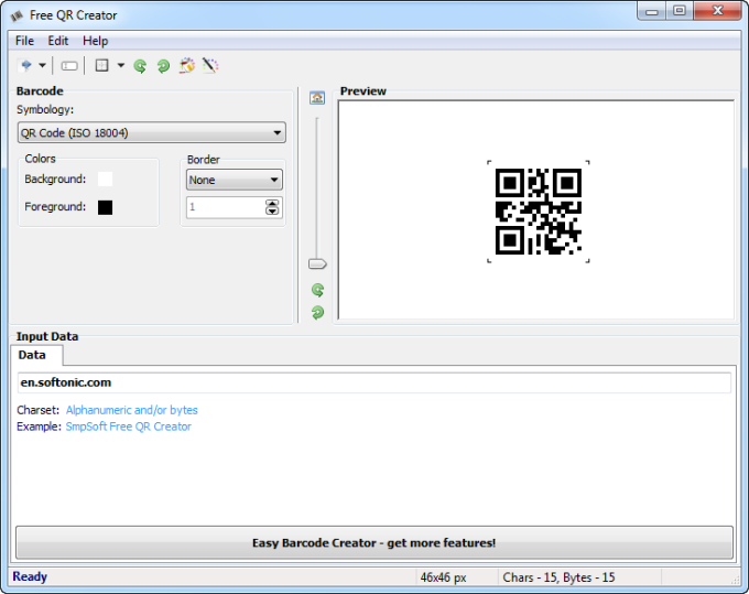 Free QR Creator - Download
