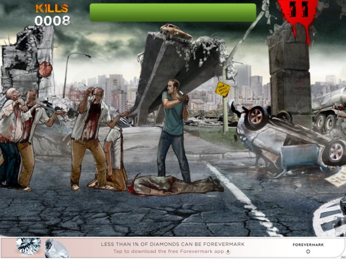 Zombie's Fury 2