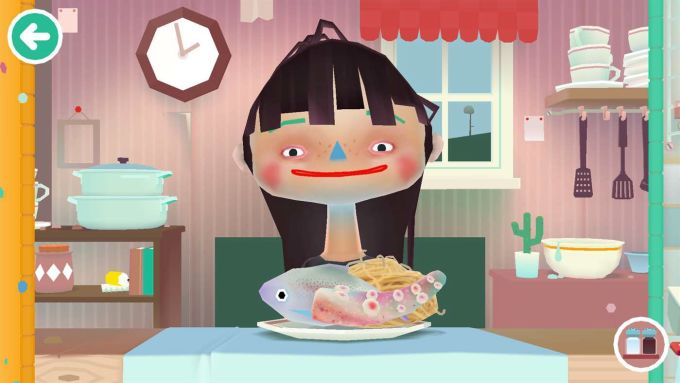 Toca Kitchen 2