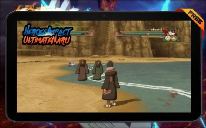 Ultimate Shipuden: Ninja Heroes Impact