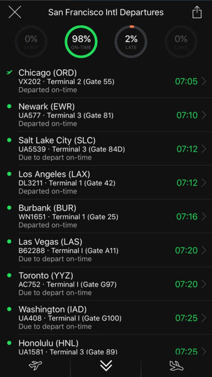 Plane Finder  Flight Tracker
