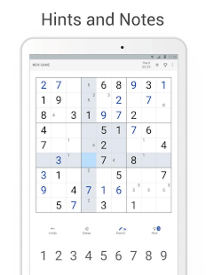Sudoku - Classic Logic Puzzle Game