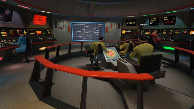 Star Tre: Bridge Crew PS VR PS4