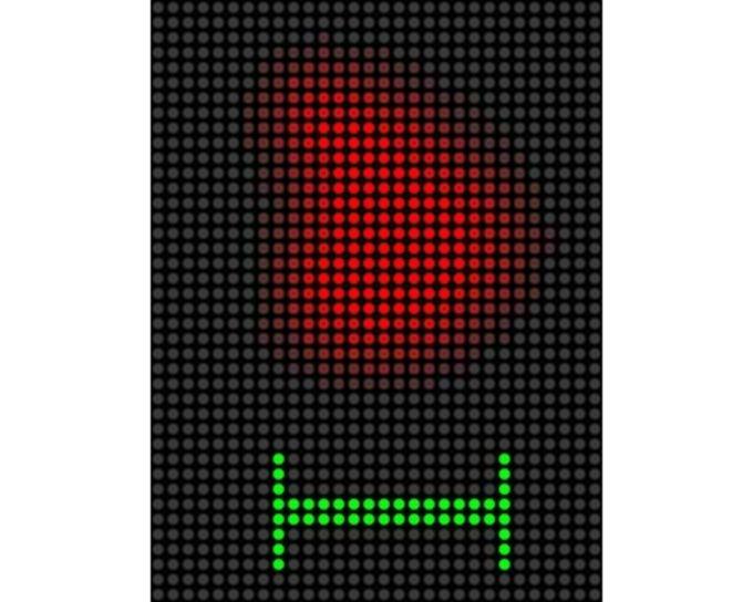 LED Lattice Emulator
