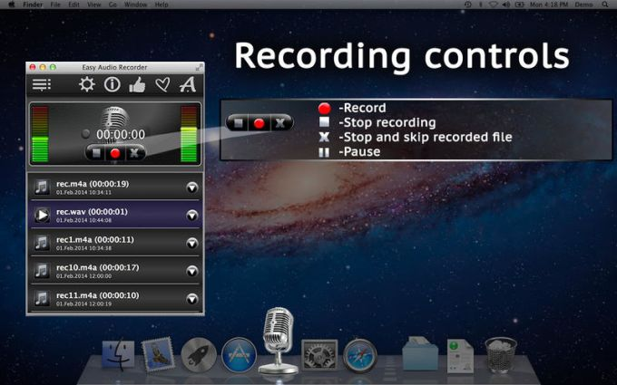 Easy Audio Recorder
