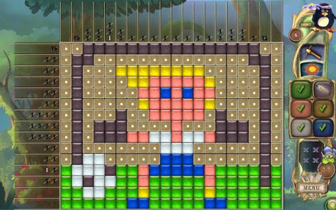 Fantasy Mosaics 28 Treasure Map