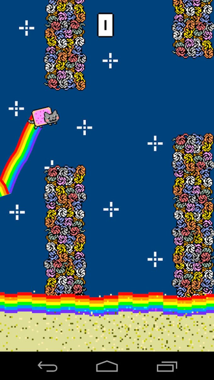Flippy Nyan Cat