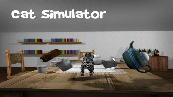 Cat Simulator 3D