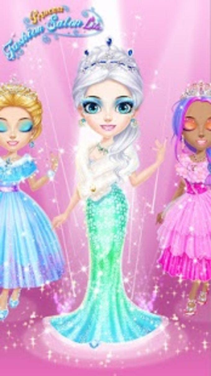 Princess Fashion Salon Lite