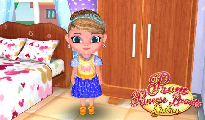 Prom Princess Beauty Salon