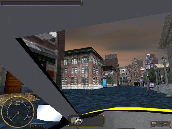 Courier Service Simulator