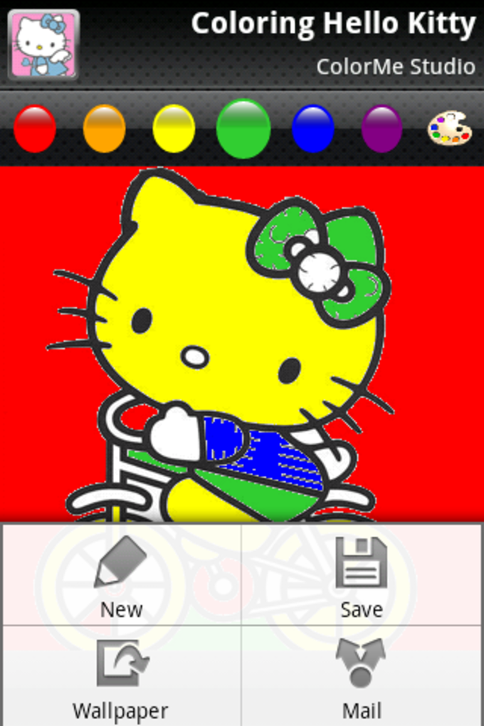 ColorMe: Hello Kitty