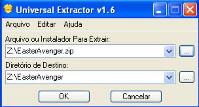 Universal Extractor