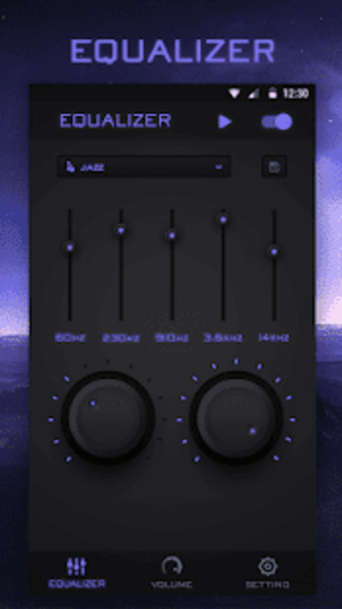 Music Bass Equalizer Booster  Volume Up
