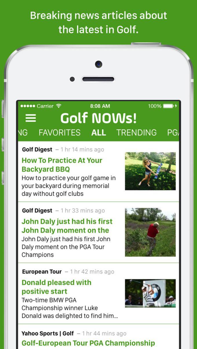 Golf NOWs!