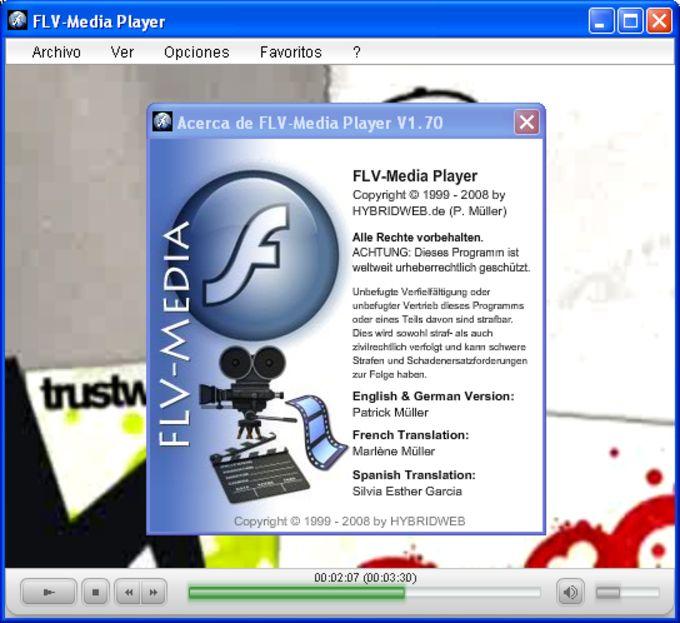 FLV-Media Player