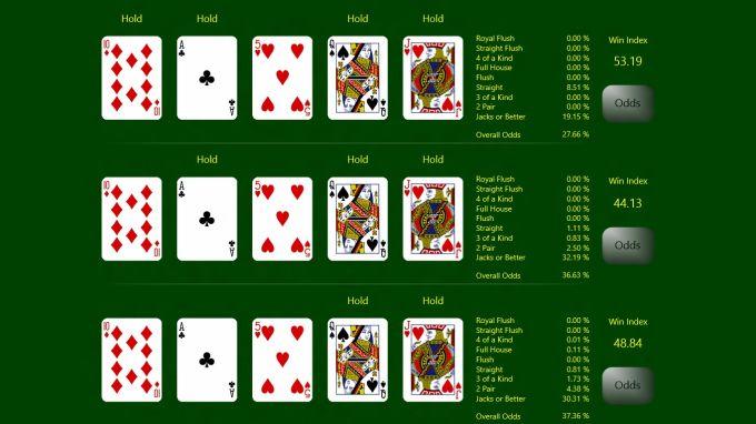 Poker Odds Rechner