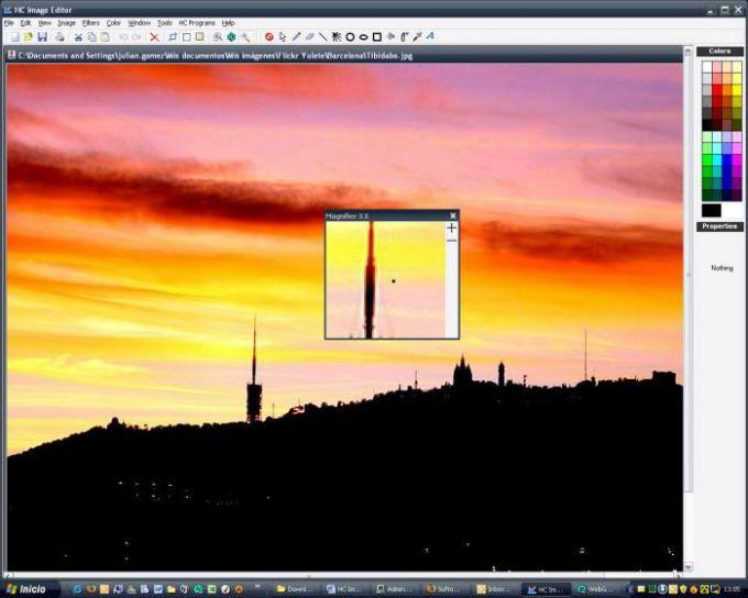 HC Image Editor
