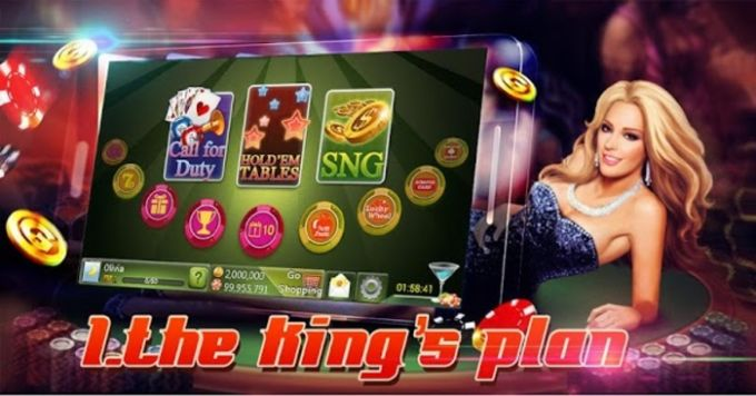 Riki Poker-Texas Holdem