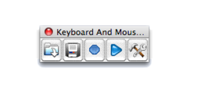 Keyboard And Mouse Recorder