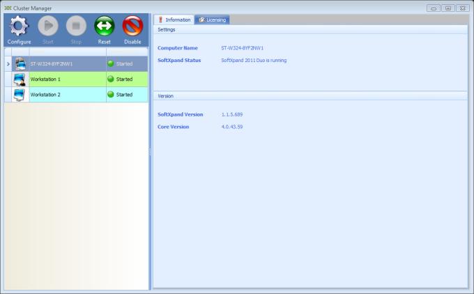 SoftXpand 2011 Duo