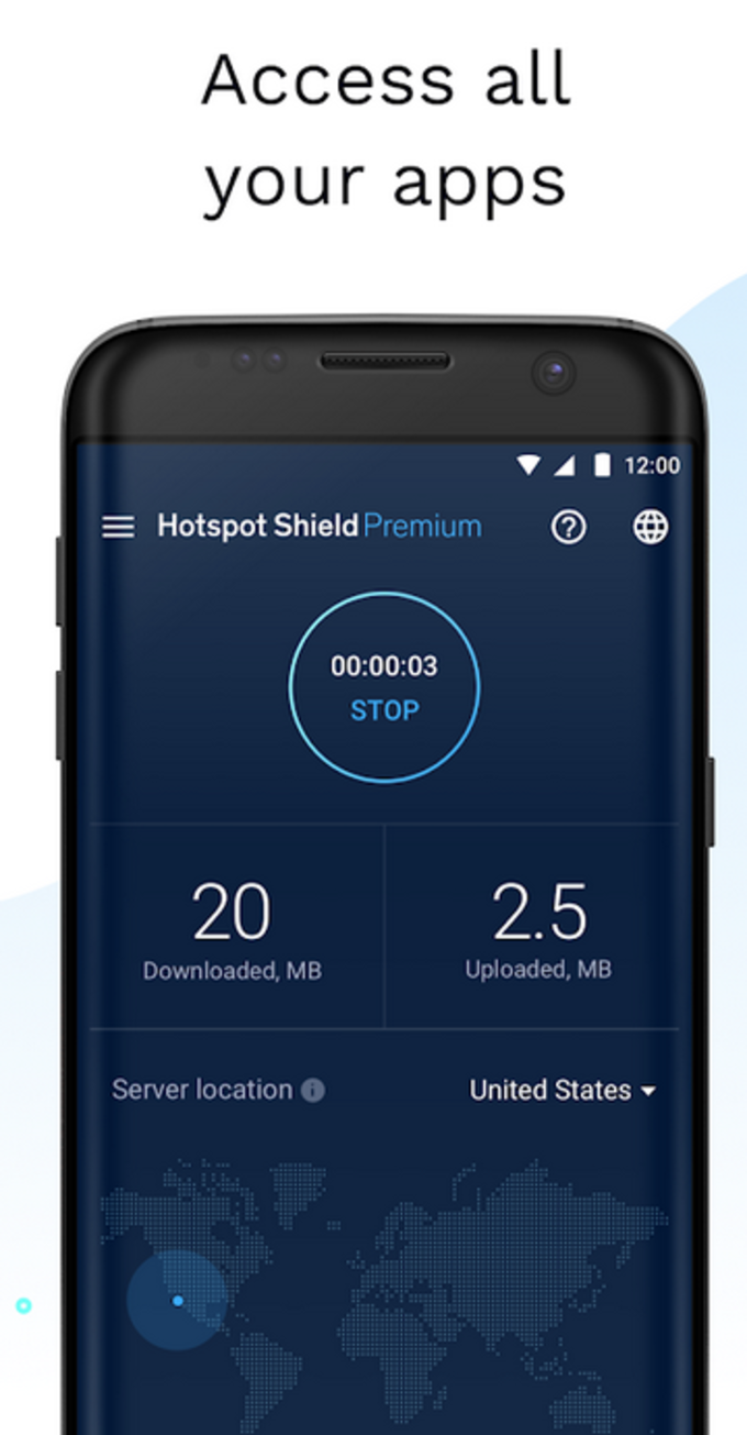 Vpn Robot - Free Vpn Proxy For Android