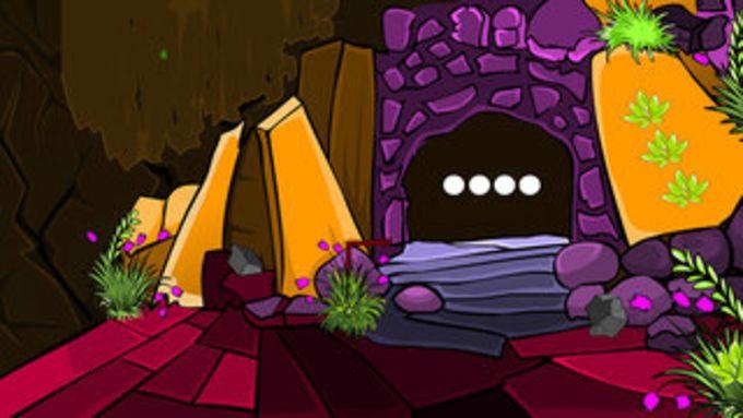 800 Secret Cave Escape