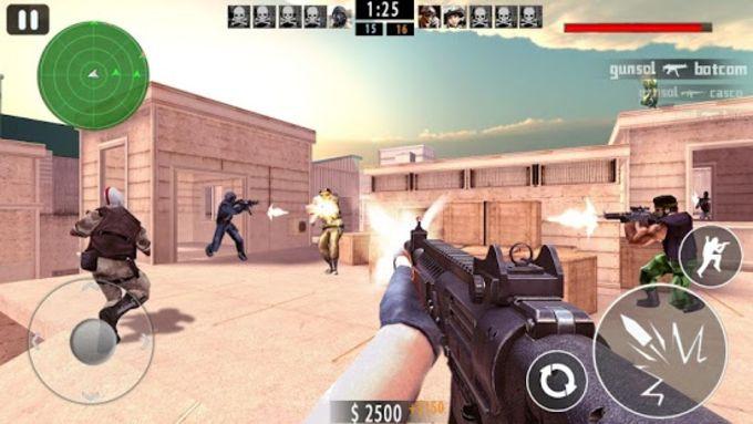 Gun Strike Shoot Killer