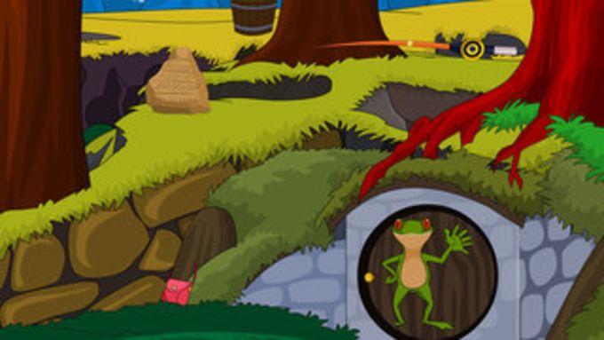 802 Little Fairy Escape