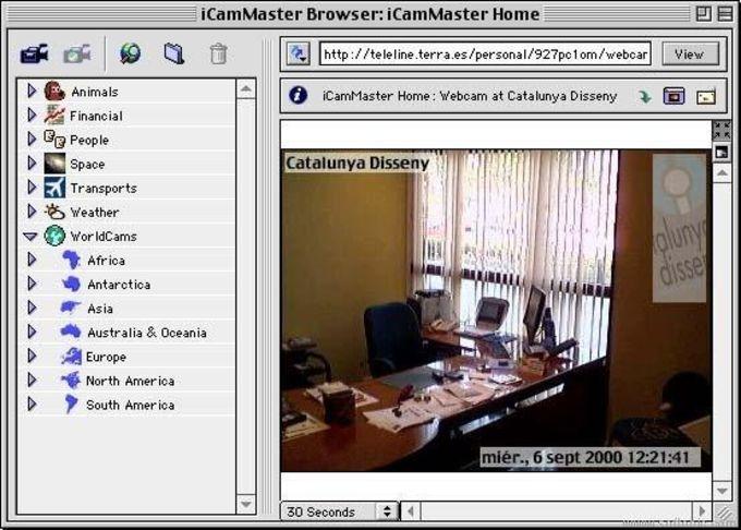 iCamMaster