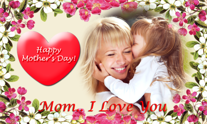 Happy Mother's Day Frame