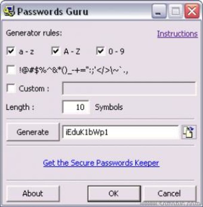 PasswordsGuru