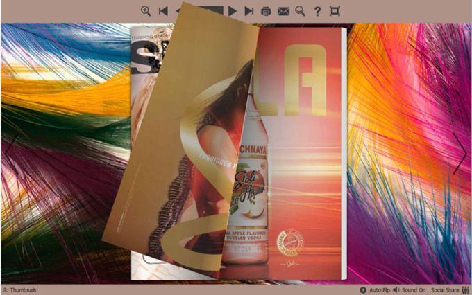 PDF to Flash Magazine Mac