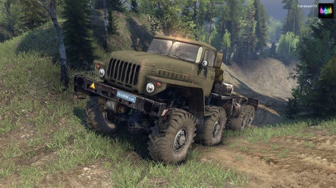 Offroad Spintires 2017