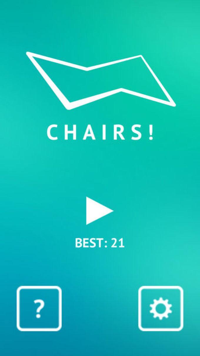 Chairs! Organic Chemistry Game