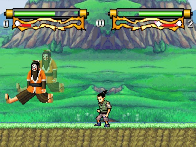 Naruto Mugen