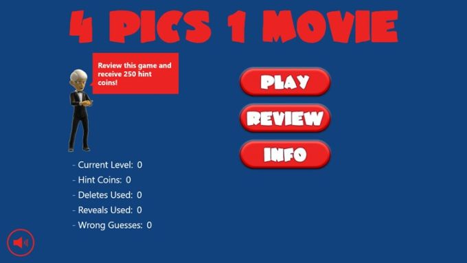 4 Pics 1 Movie for Windows 10