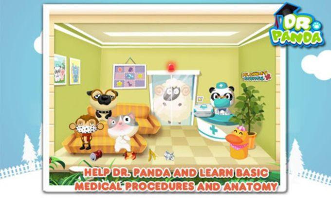Hôpital Vétérinaire – Gratuit
