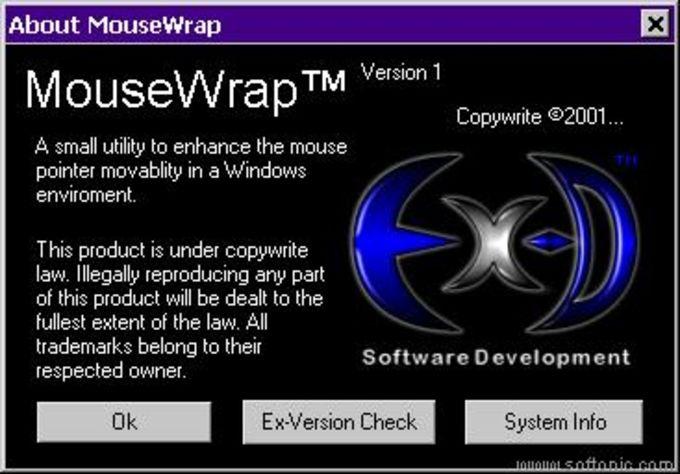 Mouse Wrap