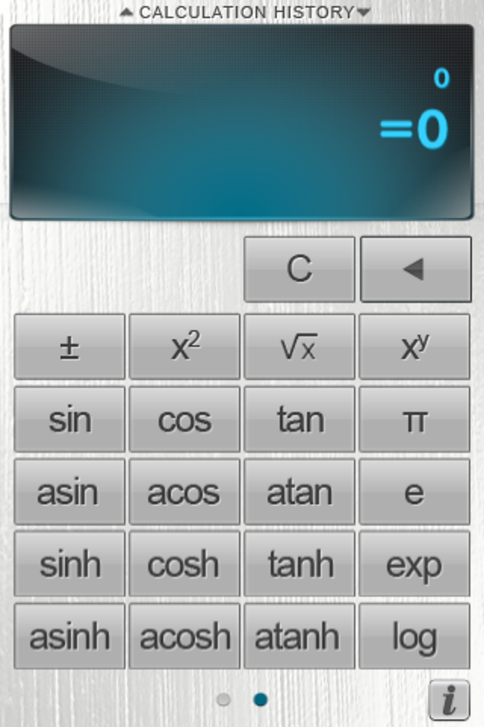 Jungle Calculator