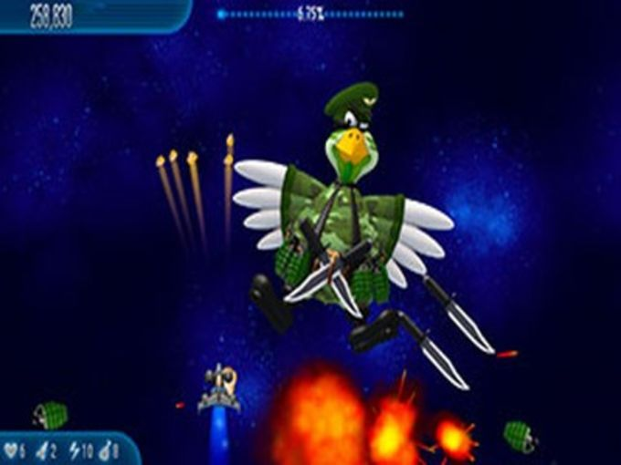 Chicken Invaders 5 - Download